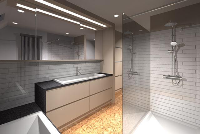 ADM Interieur & Design Badkamer