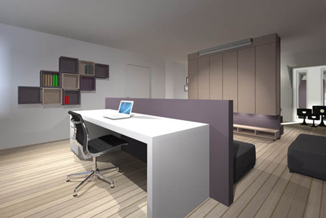 Adm interieur design slaapkamer - Designer slaapkamer ...